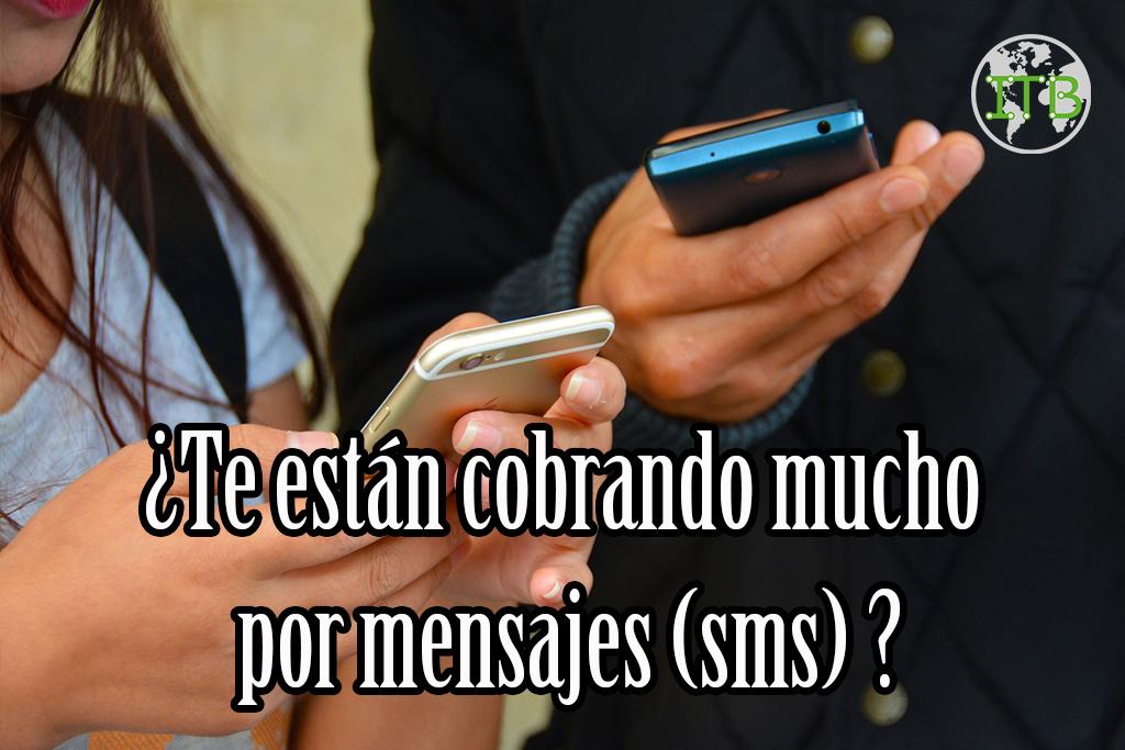 Precio de los sms